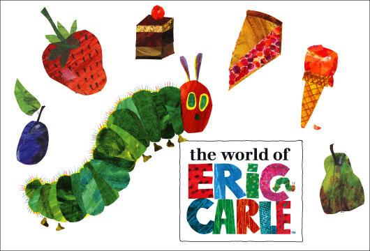 エリック・カールのオンラインショップ
