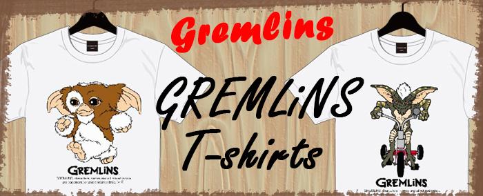 グレムリンTシャツ